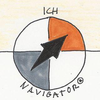 dein copilot Bettina Sturm entwickelte die Standortanalyse zur beruflichen Neuorientierung ICH-Navigator